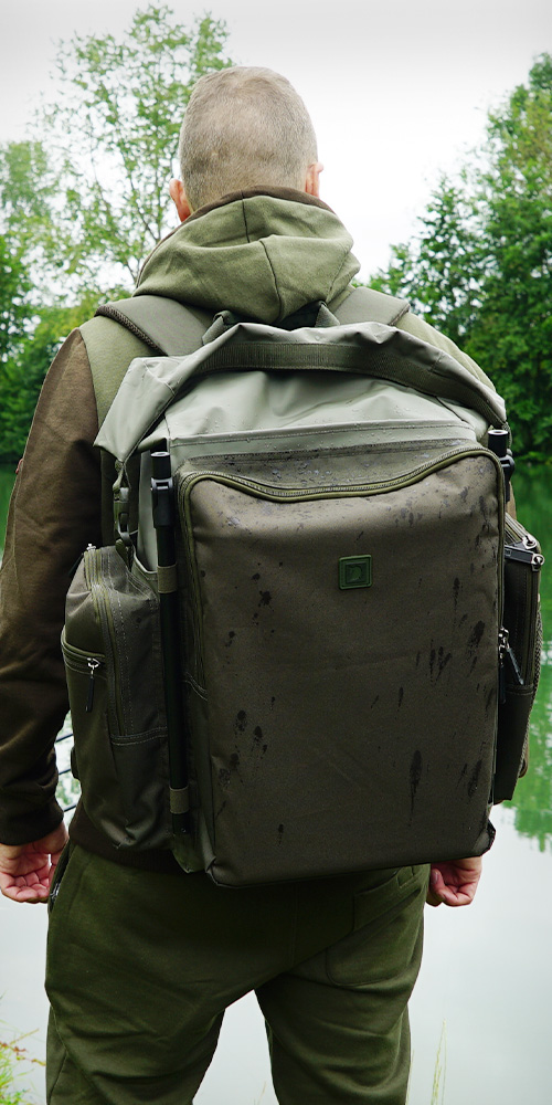 Waterproof Backpack - Featured Image