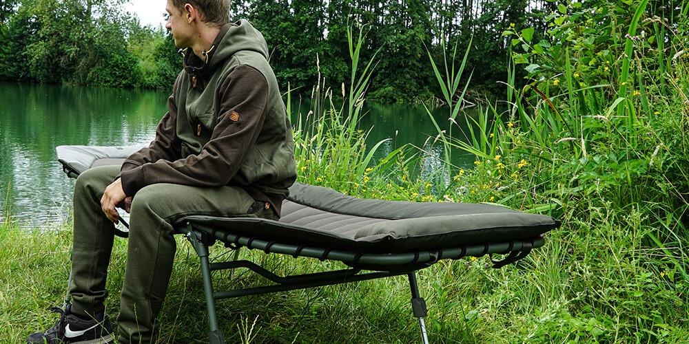 High Flat Bedchair - Featured Image 01