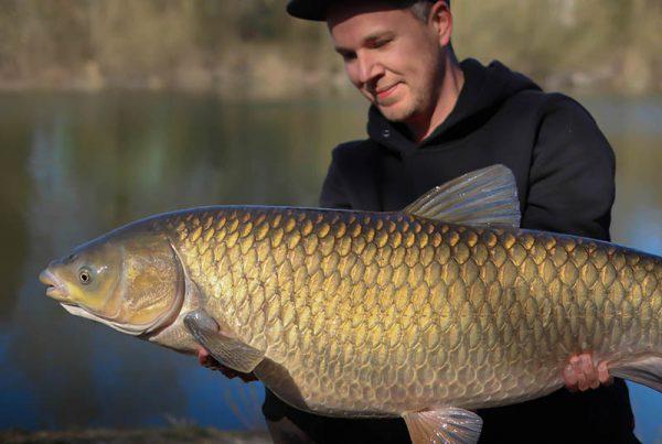 Robert - Carp Catch